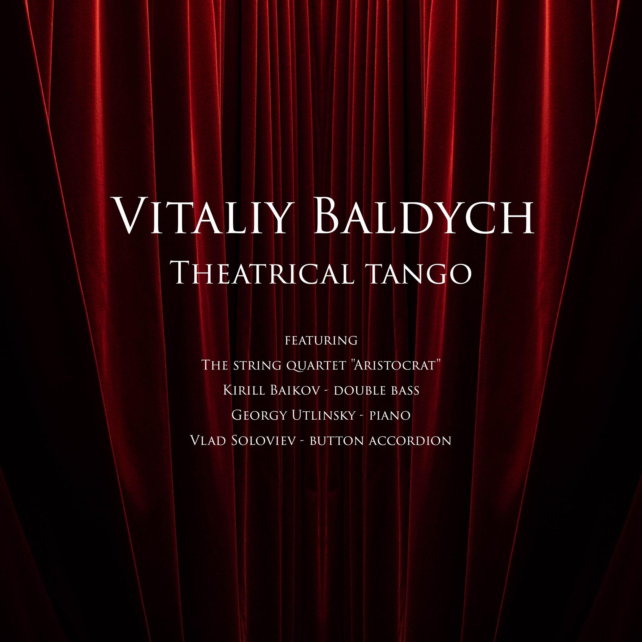 Theatrical tango